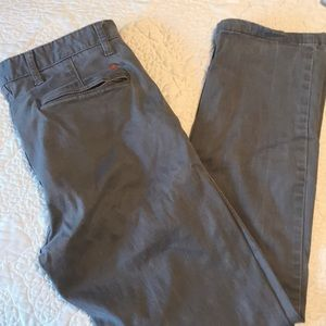 Dockers gray khaki pants EUC